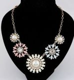 Different Chunky style necklaces