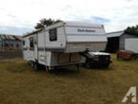 96 Dutchman Classic 27' 5th Wheel -