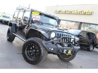 2014 Jeep Wrangler Unlimited Rubicon One Of a Kind Must See