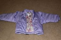 Girls Weather Tamer Jacket coat size 6