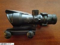 For Sale: Trijicon TA31F Acog 4x32