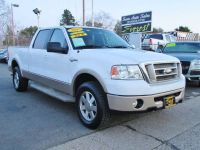 2007 Ford F-150 King Ranch 4dr SuperCrew 4x4 Styleside 6.5 ft. SB