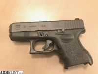 For Sale: Glock 26 Gen 3