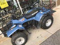 1994 Suzuki LT4WD QUAD RUNNER Utility ATVs Columbus, OH