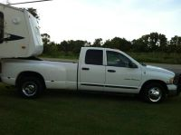 Great Package Deal   31 ft cer and a 3500 dodge dually