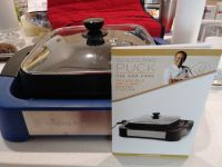 Wolfgang Puck two-sided Grill