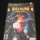Playstation 2 Rayman Arena Game