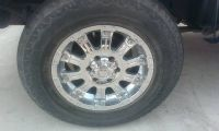 30017rims and tire fits 6-lug chevy