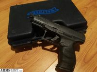 For Sale: New Walther PPQ M2 Navy with threaded barrel