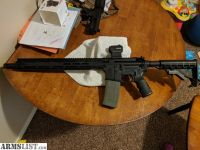 For Sale: AR 15 Socom Mid length magpul