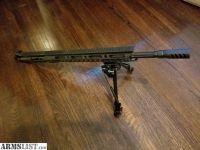 For Sale: Ar15 upper Faxon fluted barrel