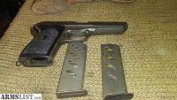For Sale: C z 52 pistol