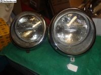 1 pr. Early Headlights