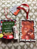 New with tags Dog ornaments set