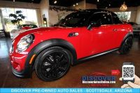 2013 MINI Cooper Coupe S Turbocharged 2D