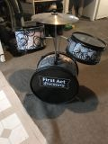 First act discovery designer jr 3pc drum set