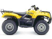 2005 Suzuki Eiger Automatic 400 4x4 LT-A400F Utility ATVs Francis Creek, WI