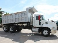 Finance a Mack dump truck with bad credit