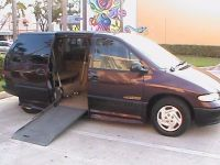 1997 Dodge Grand Caravan BraunAbility Wheelchair Van