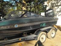 1996 Chion Pro Bass Boat