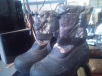 Boots Outdoor