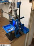 For Sale: Dillion RL 550C press, accessories, and reloading supplies