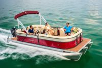 2018 Crest I 220 SLC Pontoons Boats Edgerton, WI