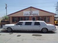 1987 Lincoln Town Car 4dr Sedan