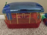 Hampster/Gerbil Cage with accessories