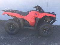 2017 Honda FourTrax Rancher 4x4 ES Utility ATVs Palmerton, PA