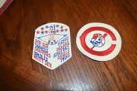 VINTAGE BASEBALL PATCHES