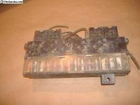 VW Fuse box Rabbit scirocco 75 76 77 yr 171941813