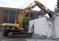 Residential - Demolition - Construction Cleanup