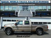 2011 Ford F-250 Super Duty Lariat 4x4 4dr Crew Cab 6.8 ft. SB Pickup