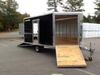 2015 Alcom Trailer PES 101X12 DL Utility Barre, MA