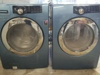 SAMSUNG FRONTLOADER WASHER AND DRYER