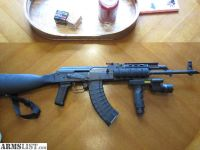 For Sale: WASR-10 AK-47 Semi-Automatic rifle 7.62 X 39 MM