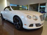 2014 Continental Bentley AWD GT 2dr Convertible