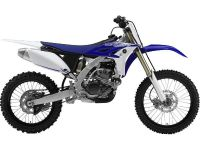 2014 Yamaha YZ250F Competition/Off Road Motorcycles Augusta, ME