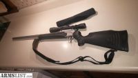 For Sale: Thompson Center Pro Hunter Muzzleloader and 20 Ga. Slug Gun