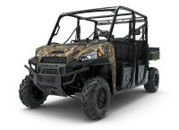 2018 Polaris Ranger Crew XP 1000 EPS Side x Side Utility Vehicles Rushford, MN