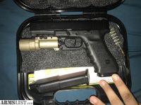 For Sale: LNIB Glock 22 with Surefire x300 ultra