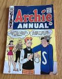 Archie Comics Annual No. 11 1959-60 Edition Giant Series Silver Age