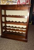 Wooden Wine Rack with detachable tray on top