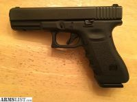 For Sale: Glock 37 with night sights