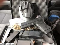 For Sale/Trade: Glock 36 Gen 3 .45acp with extras