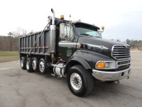 Dump truck financing for all types of credit including startups