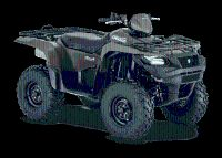 2016 Suzuki KingQuad 500AXi Utility ATVs Gibsonia, PA