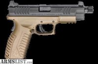 For Sale: New Springfield Armory XD(M)