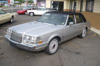 Used 1985 Lincoln Continental 4dr Sedan, 62,598 miles
